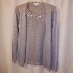 Pretty Sparkly Sweater